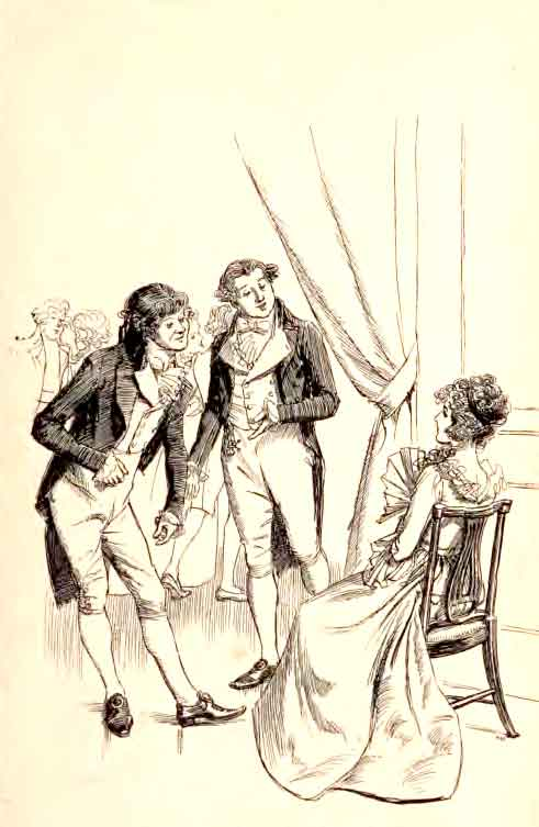 Illustration from Sense and Sensibility